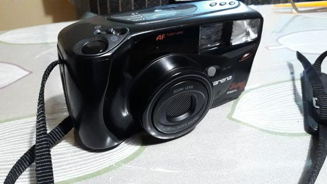 Aparat fotograficzny analogowy CARENA.