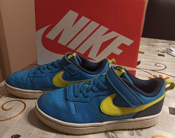 Buty adidasy Nike Court Borough r 35 sportowe Adidas