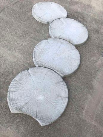 Крышки, коньки для забора, плитка тротуарная