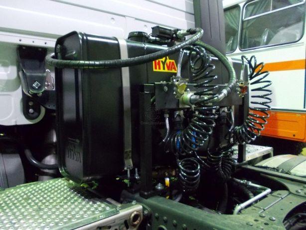 Продам универсальную гидравлику Hyva на тягач – MAN, DAF, Scania