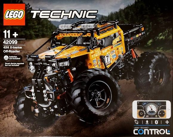 Lego Technic 42099 Zdalnie sterowany pojazd terenowy 4x4