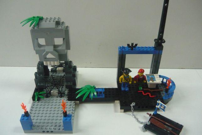 Lego 7074 Wyspa Czaszek Unikat