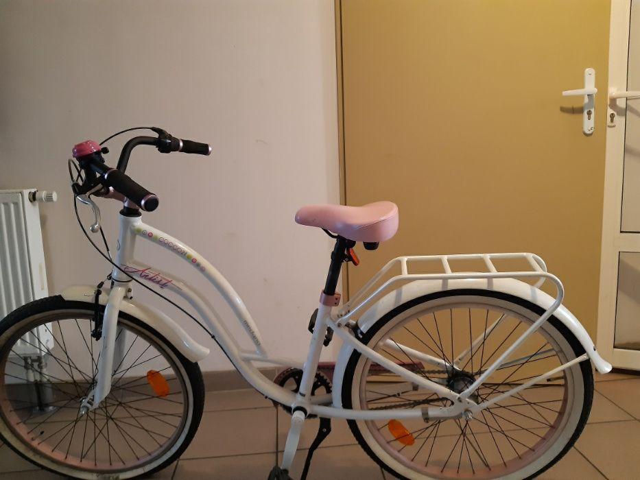 Rower Medano Artist dla dziewczynki 24 Jelenia Góra - image 1