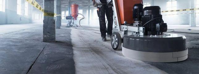 Шліфування бетонних підлог. Шліфування бетону, граніту, мармуру