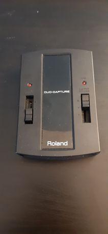 Vendo Interface de Audio Roland