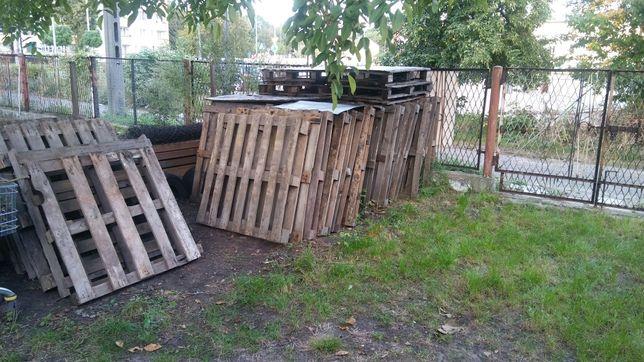 Palety drewniane 120×80,120×100 meble ogrodowe, deski, drewno, opał,