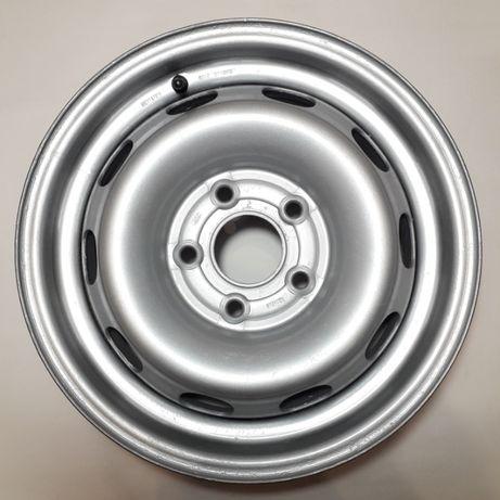 Стальной диск Ford Scorpio (R14 5х112 6J ET38 DIA63.4)
