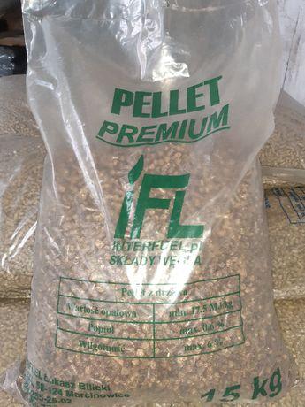 Pellet PREMIUM 6mm - dostawa na palecie, LAVA, Olimp / 1005kg