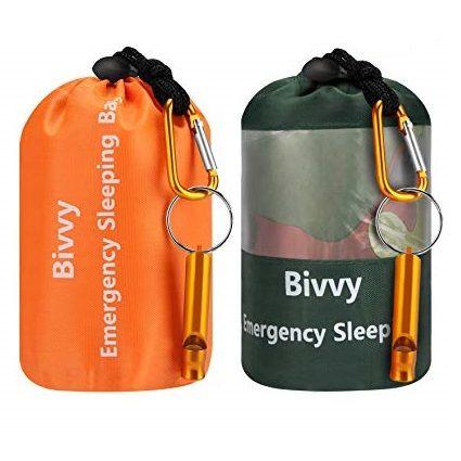 Бивачный спальный мешок для экстренной помощи,выживания.Бівачний мішок