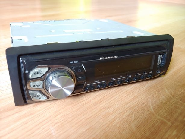Radio samochodowe Pioneer MVH-160UI