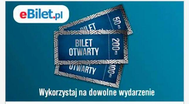 Voucher na ebilet.pl