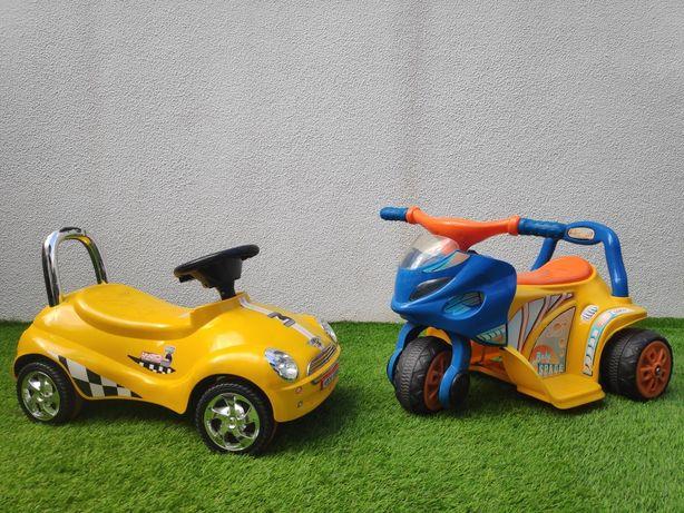 Brinquedo criança - Mota elétrica + Carro Mini + oferta bicicleta