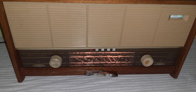 Radio PHILIPS typeB3W22A/19 Retro