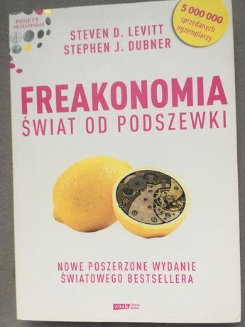 Freakonomia. Świat od podszewki - Levitt Dubner
