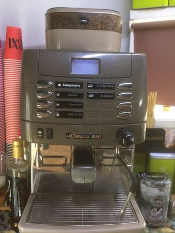 Кофе машина супер автомат La Cimbali M1
