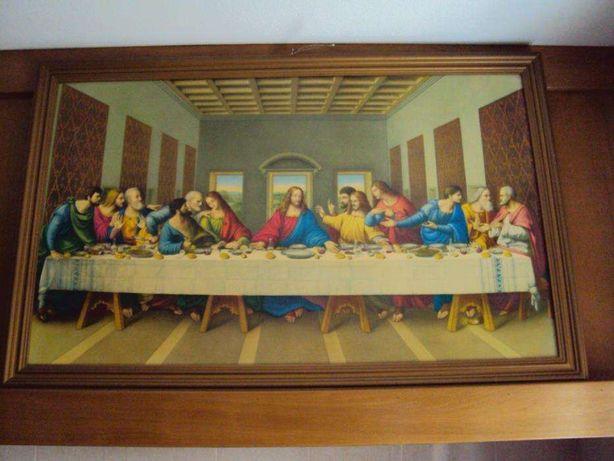 Pintura Última ceia de Cristo