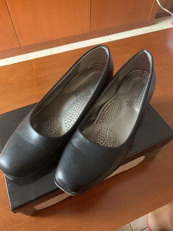 Sapatos traje academico