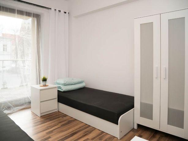 Pokój w centrum - Дві дівчини, двоє колег - кімната в квартирі