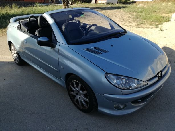 Peugeot 206 cc só peças