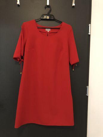 Sukienka Czerwona roz.38