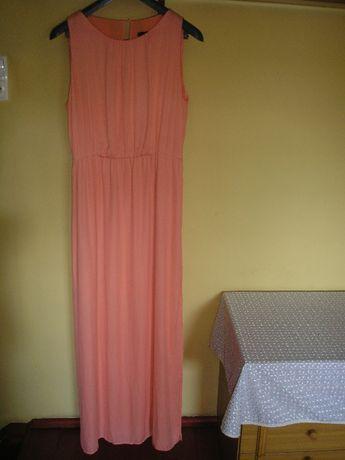 maxi sukienka Zara 42