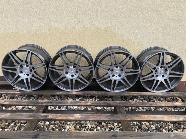 Felgi aluminiowe Mercedes Audi VW Skoda 17 cali