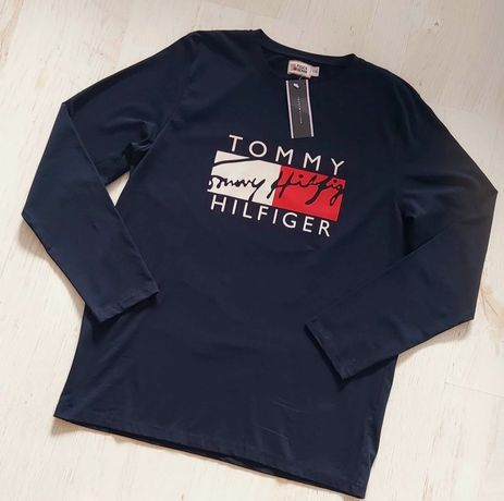 Bluzka bluza Tommy Hilfiger L