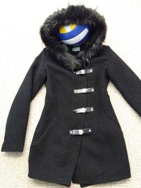 Пальто еврозима зима драповое кашемировое курточка