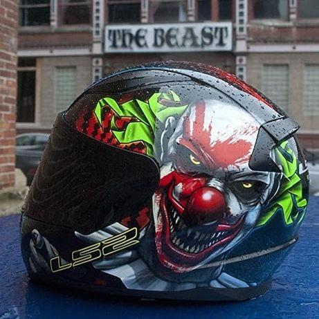 Мотошлем LS2 FF353 RAPID шлем: ls2.com.ua