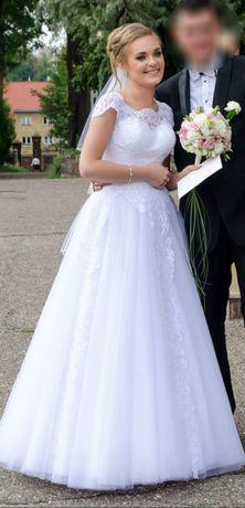 Suknia ślubna roz. 36-38