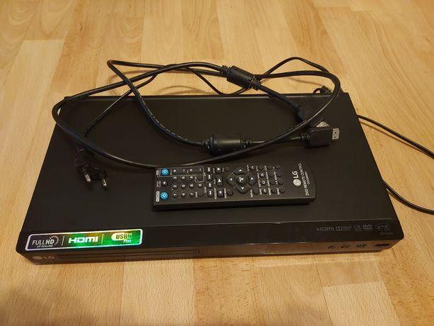 Odtwarzacz DVD LG. HDMI, USB.