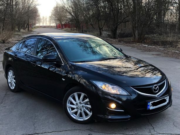 MAZDA 6 2012 Official