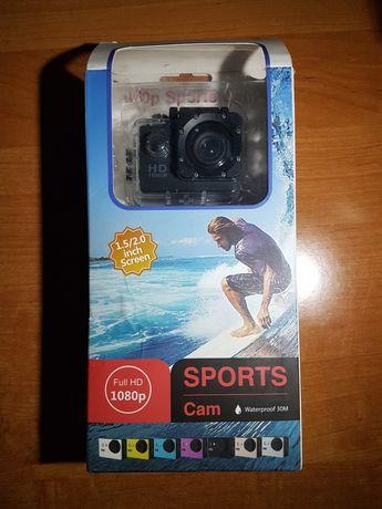 Kamera go pro sports cam