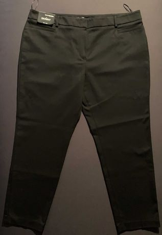 (Sprzedane) Spodnie damskie Next skinny 46 czarne.