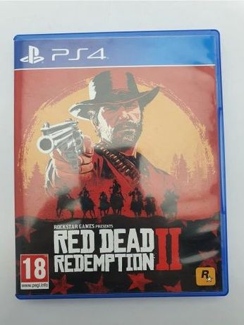 Red Dead Redemption II PS4 LOMBARD66