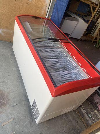 Морозильный ларь, Бонета, витрина JUKA, юка 800 литров
