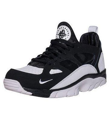 Кожаные кроссовки Nike Air Trainer Huarache,как Adidas,Reebok