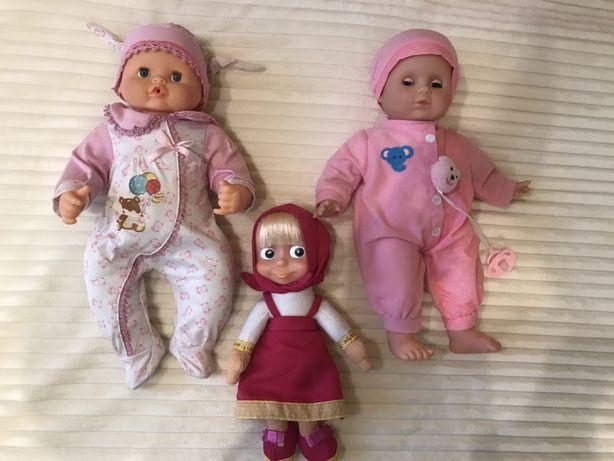 Куклы с магазина СМИК