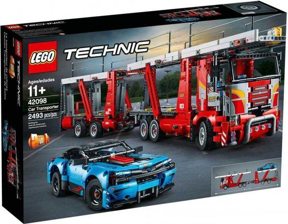 Lego Technic 42098 Автовоз. В наличии