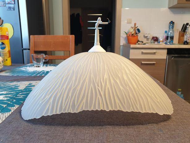 Klosz/Lampa wisząca szklana