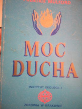Moc ducha - Prentice Mulford