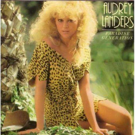 Виниловый Альбом Audrey Landers –Paradise Generation- 1985 *DISCO