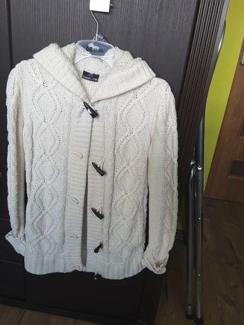 Sweter z kapturem M zamienię na torbę lub sprzedam