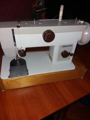 швейная машинка Чайка 134А с электроприводом