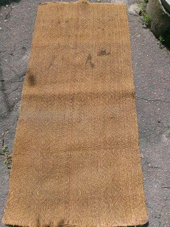 Коврик ковер плетёный.  Размер 93*200 см Цена 1000 грн. Возможен самов