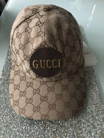 Czapka z daszkiem Gucci