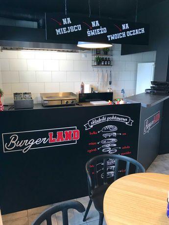 Wynajmę lokal gastronomiczny Burgerownię z wyposażeniem