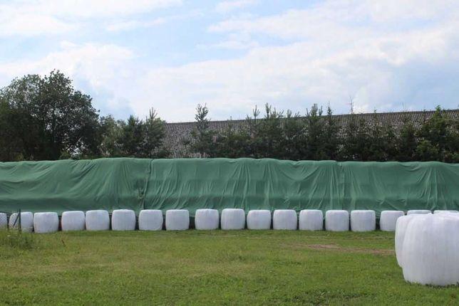 Włóknina fliz do okrywania siana,słomy na 6 sezonów 140g/m2