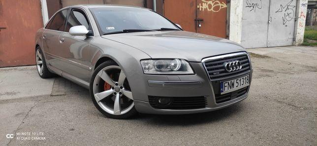 """Audi A8 4.2 Lpg - tylko sprzedaż """"czytaj opis"""""""