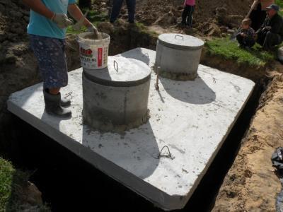 Szambo 10m3 szamba betonowe transport montaż cały kraj